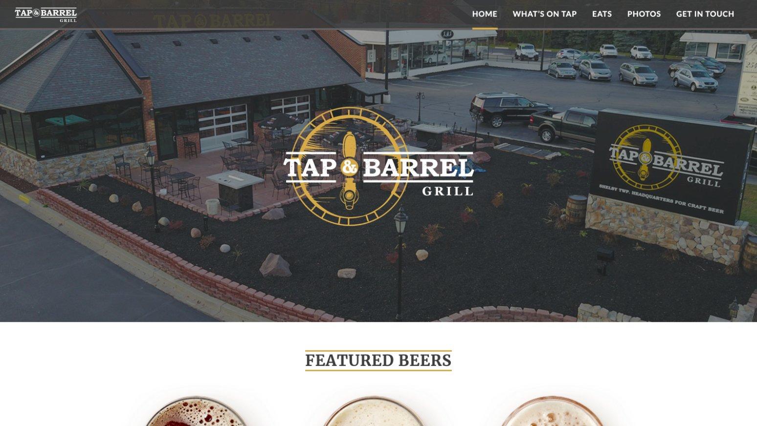 Tap & Barrel Grill